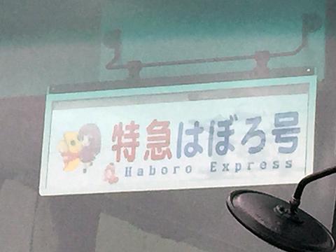 沿岸バス「特急はぼろ号」 ・396 沿岸バス本社ターミナルにて その5