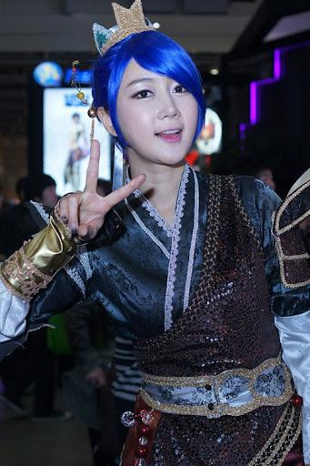Han Chae Yee gợi cảm cùng cosplay Yulgang 2 10