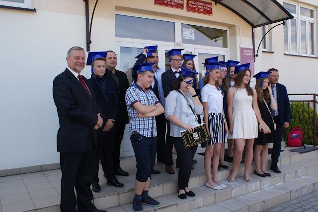 Pożegnanie klas trzecich gimnazjum - DSC06380.JPG