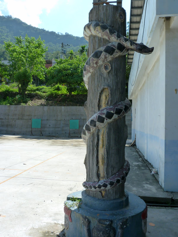 Tainan County.De Dona village à Meinong via Sandimen en scooter.J 12 - P1220514.JPG
