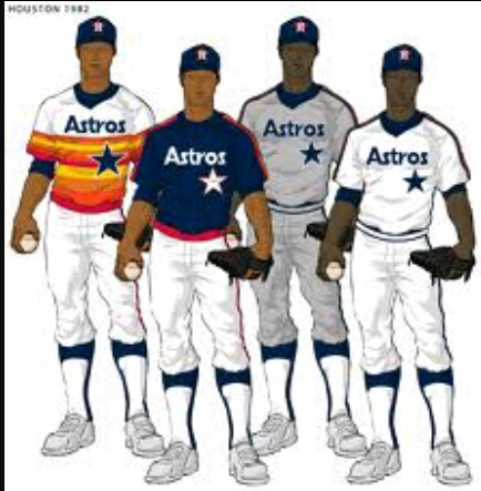 brand new af85e 7ae9f The Ultimate Baseball Look: Houston Astros