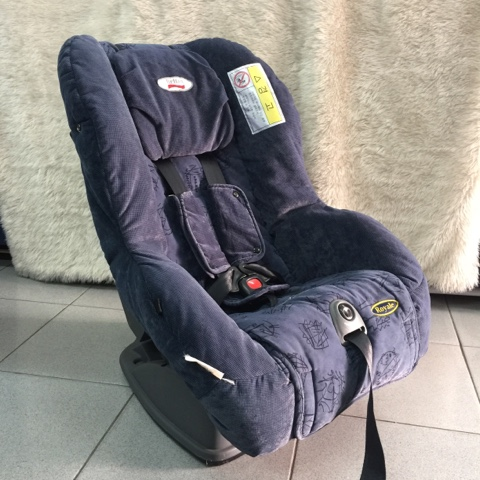 Safe And Sound Royale Car Seat