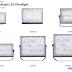 Đèn Led Pha Philips 70W BVP173 LED66