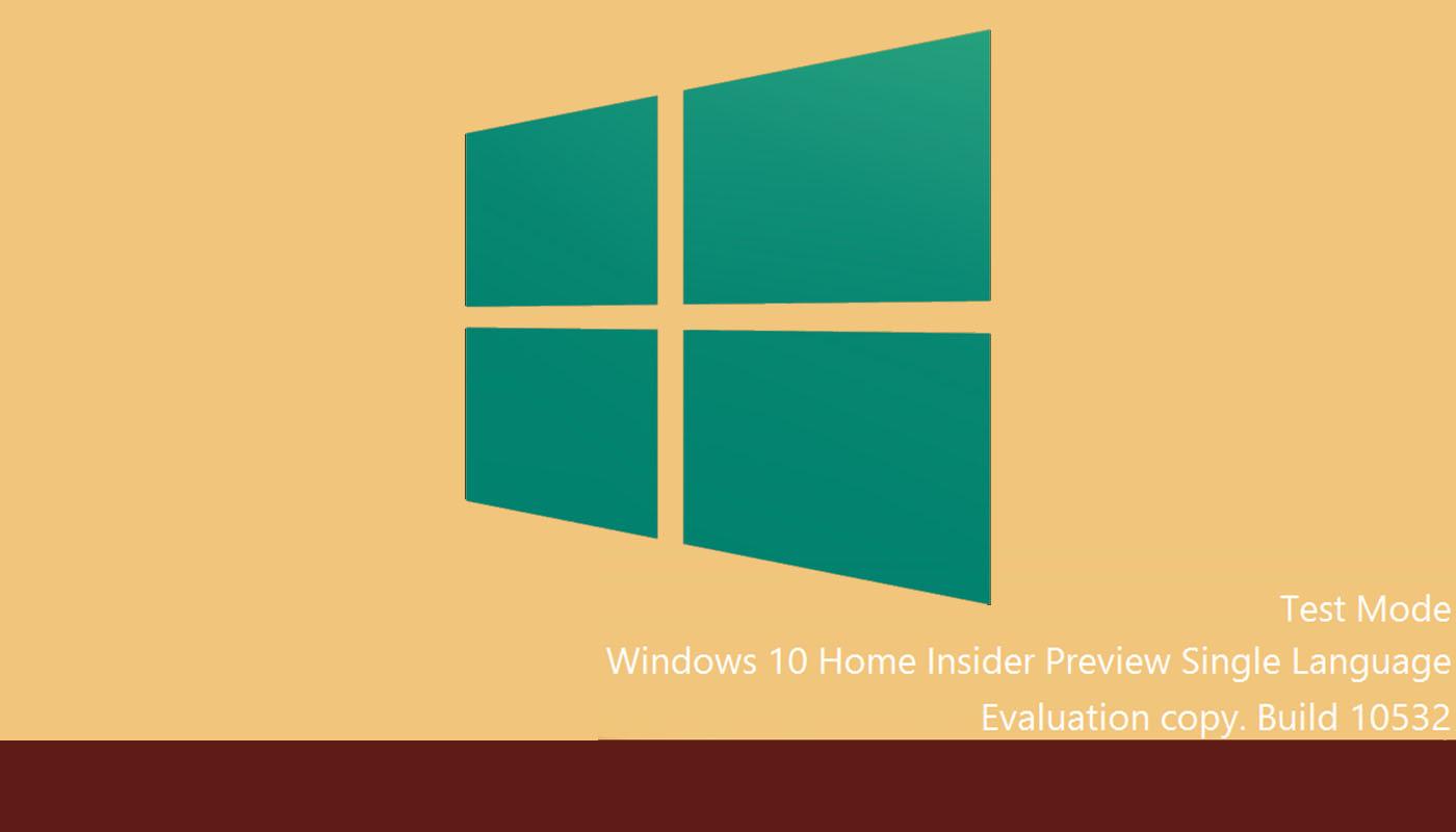 Cara menghilangkan watermark Tested Mode Windows 10