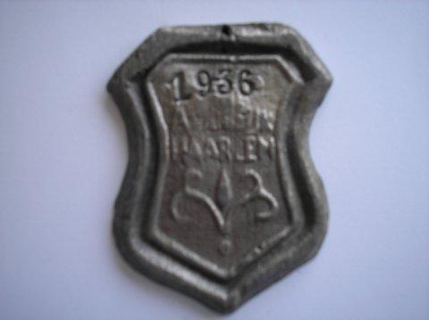 Naam: A. van EijkPlaats: HaarlemJaartal: 1936