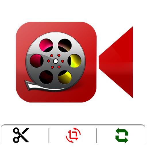 Video Editor Lab : Trim,Crop,Convert to GIF