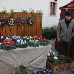 Malý vánoční jarmark 2011