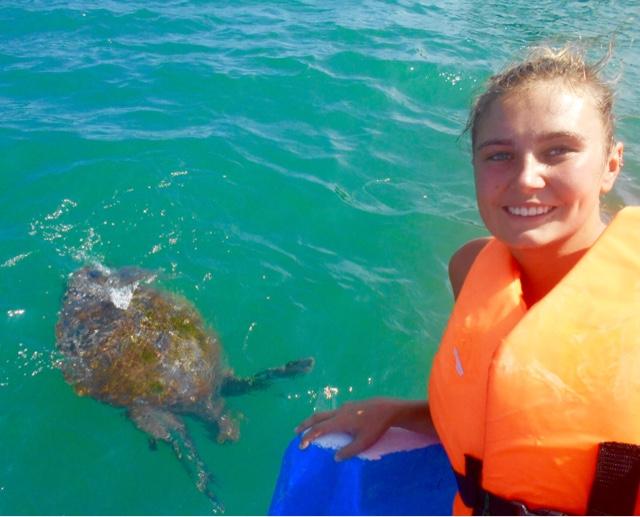 Turtle tour mancora peru