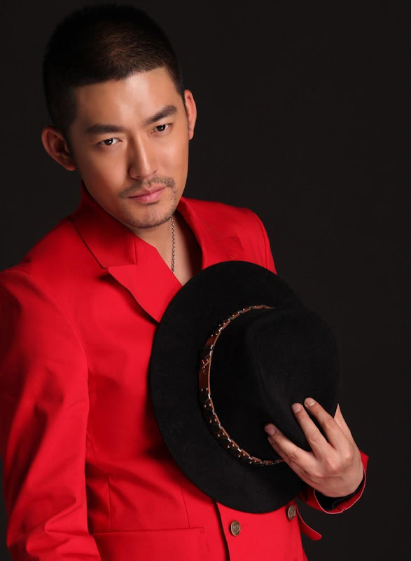 Zhang Bo China Actor