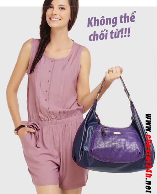 Áo liền thời trang Sophie Clarinda