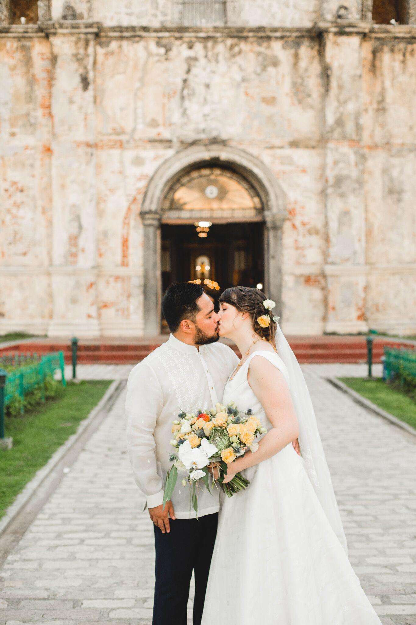 Filipiniana Wedding Gown 40 Stunning Saturday September