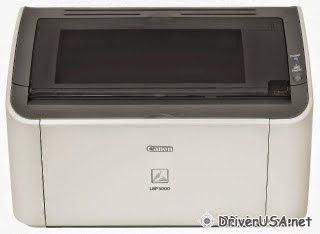 download Canon LBP3000 printer's driver