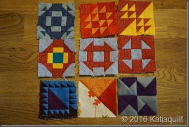 Quilt 365 - 28 bis 36 - klein