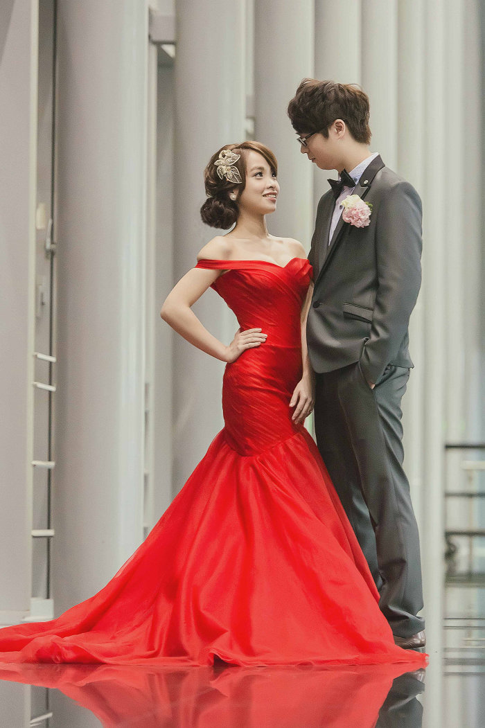 Ariesy造型團隊,安琪新娘秘書,台北新娘秘書,徐州路二號,新娘輕透妝感,氣質甜美風,焱木攝影