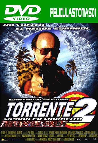 Torrente 2: Misión en Marbella (2001) DVDRip