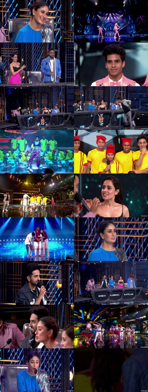 Screenshots Of Hindi Show Dance India Dance Battle of the Champions Season 7 15th September 2019 Episode 26 300MB 480P HD