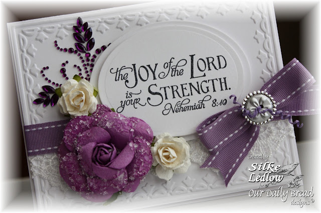 My Chosen Bible Verse Is From Nehemiah 810 And You Can Find It On The Scripture Collection 6 Set Isnt Just Gorgeous I Couldnt Help Myself