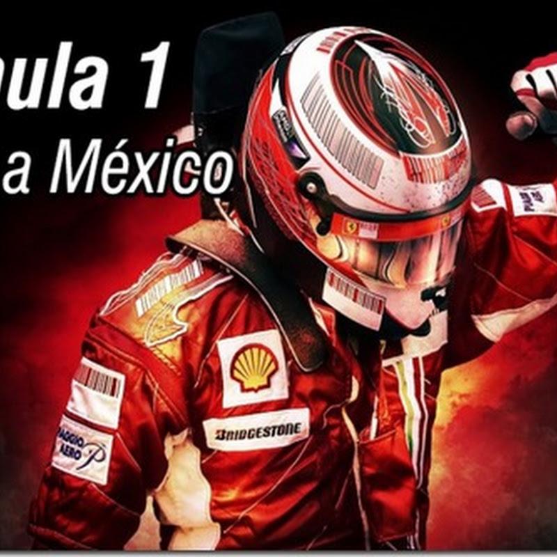 Formula 1 Mexico Viernes 28 de Octubre de 2016