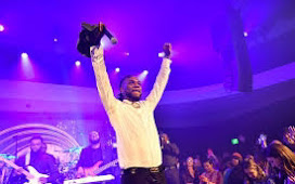 Check out the Moment Bourna Boy was announced the winner of 2021 Grammy Award Winner