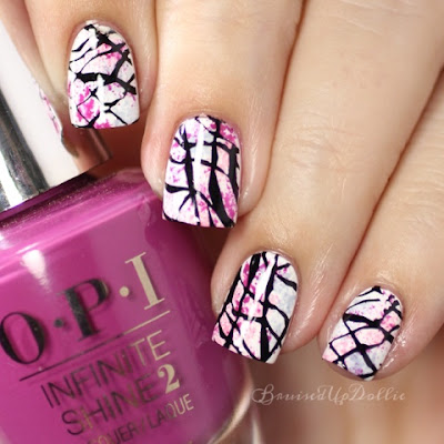 LadyQueen JQ-L19 nail art