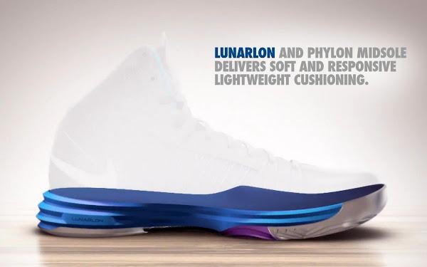 Video Explode with Nike Lunar Hyperdunk Sport Pack