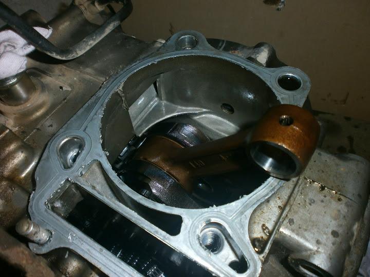 Les moteurs de DR350. P9100003