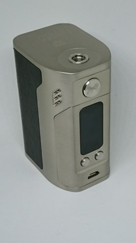 DSC 1402 thumb%25255B3%25255D - 【MOD】男のロマン「Wismec Reuleaux RX300」4本バッテリーMODのレビュー。でかくておもくてそれは鉄塊だった【ドラゴンころし】