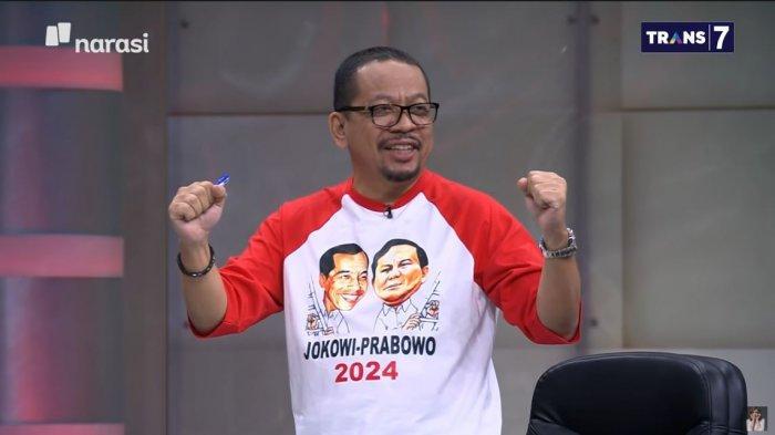 Anggap Qodari Berlebihan Soal Kembali Kampanyekan Jokowi 3 Periode, Immanuel Ebenezer: Logika Sesat!