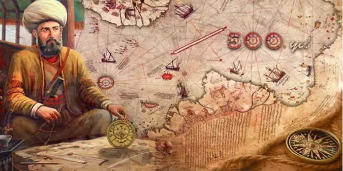 mapas antigos mostram-milhares de anos atrás uma civilização avançada mapiava o planeta inteiro 02