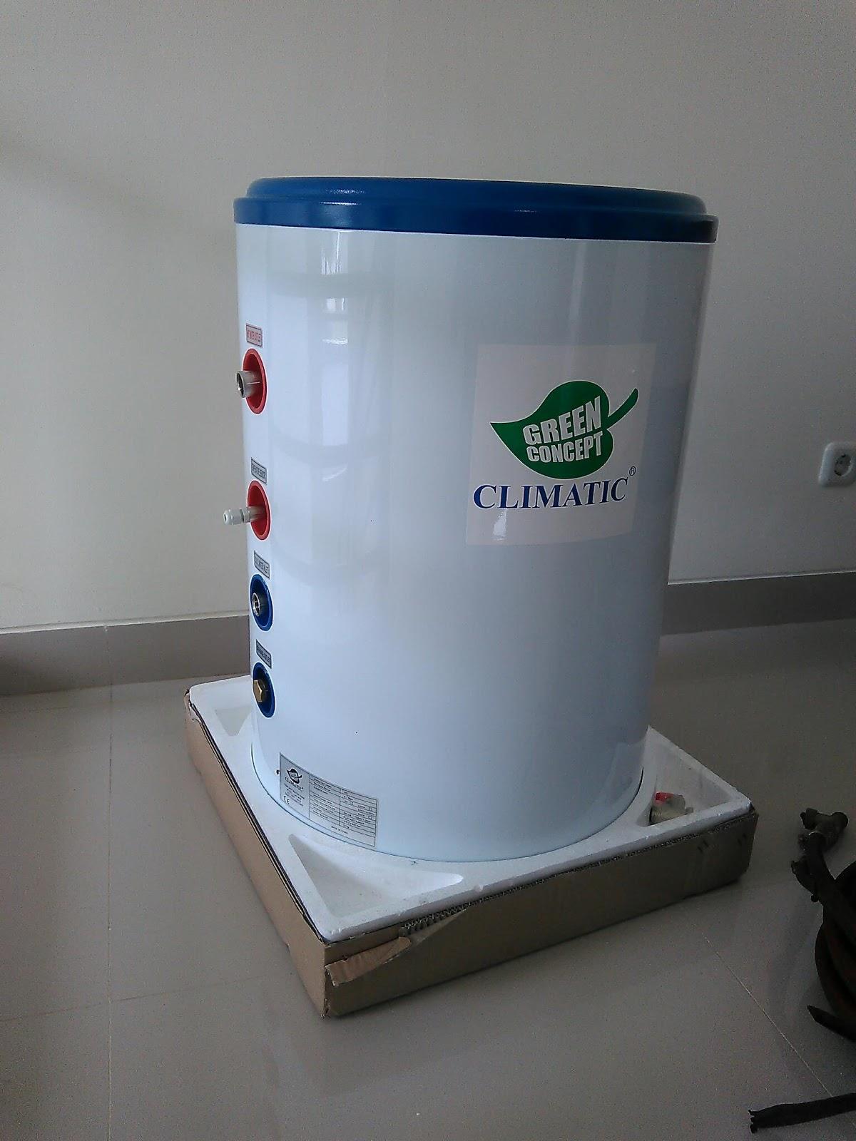 Water Heater Gratis Listrik