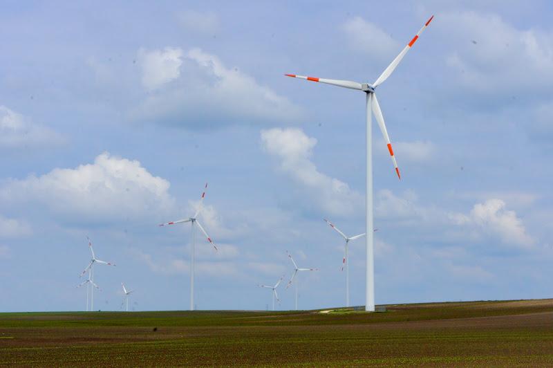 Windkraft auch hier