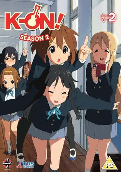 K-On! Season 2