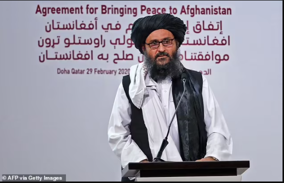 Taliban deny deputy leader Mullah Abdul Baradar is dead, produce audio recording as 'proof after gunfight in presidential palace'