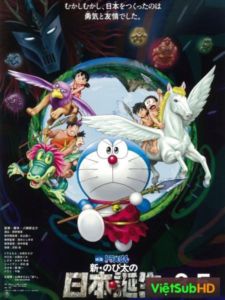 Doraemon: Nobita & Nước Nhật Thời Nguyên Thủy