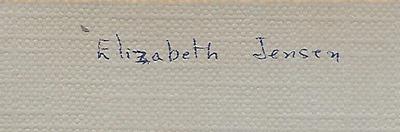 Elizabeth jensen DL ant back