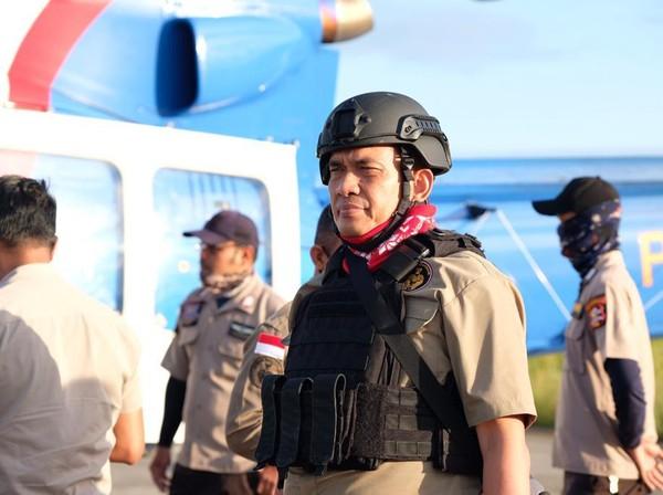 Komandan Ter0ris KKB Lesmin Waker Tewas Ditembak Aparat di Puncak Papua