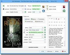 برنامج المكتبة كاليبر لتنظيم وقراءة الكتب الإلكترونية -2