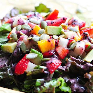 Romaine Lettuce Strawberry Salad Recipes