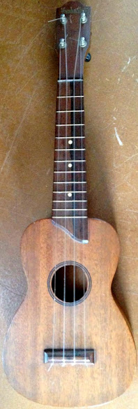 Manhattan mainland made soprano ukulele