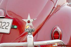 Rear Bumper saftey ornament