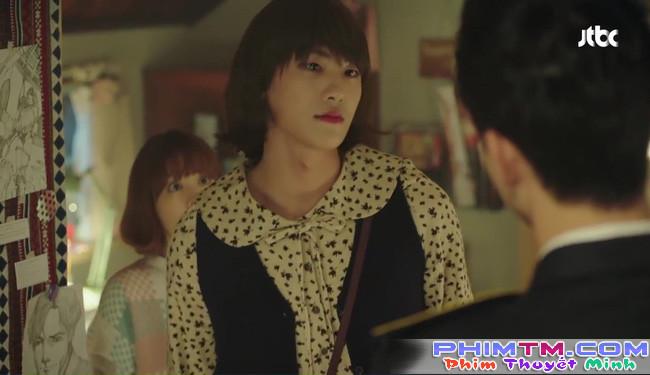 """""""Do Bong Soon"""": Park Bo Young nổi điên vì Park Hyung Sik… bóp mông Ji Soo - Ảnh 1."""