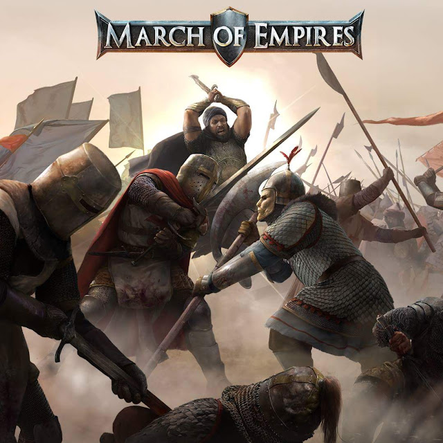 March Of Empires 20. Güncelleme