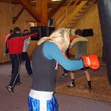 Soustředění boxu zima 2008