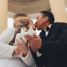 Wedding photographer Andrey Yusenkov (Yusenkov). Photo of 14.01.2018