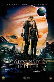 Baixar Filme O Destino de Júpiter Torrent Grátis