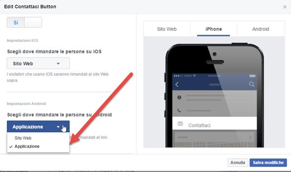 collegare-applicazione-facebook