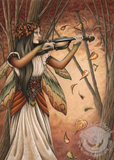 Wiccan Music, Fairies Girls
