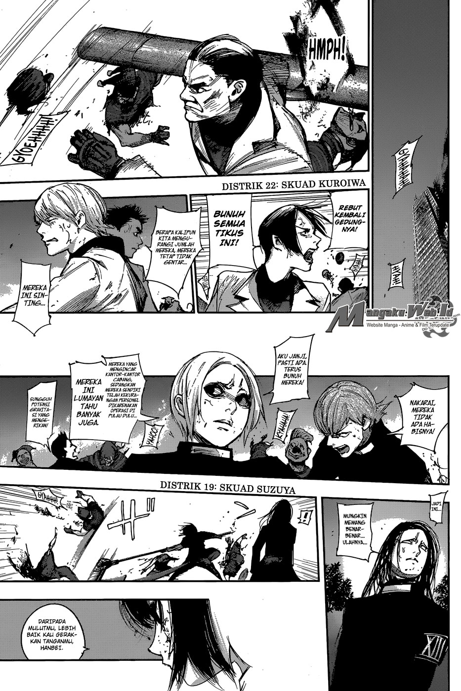Tokyo Ghoul: Re Chapter 101-14