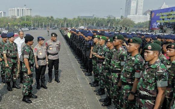 TNI-Polri Bisa Jadi Gubernur, KontraS: Kami Takut Orba Bakal Bangkit Lagi