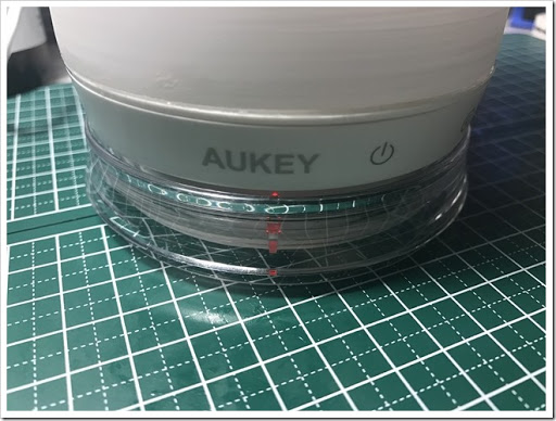 IMG 2588 thumb - 【パリピ向け?】AUKEY LT-ST14 LEDルームライト届いたー!デスクライトって書いてあるけどこれ完全にレッツパーリィィィィィな代物!色の選択肢はeGoAIO並の楽しめる一品だ!【LED】